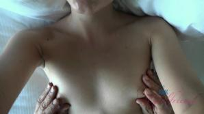 Arielle loved the creampie when she wakes up